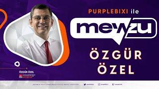 PurpleBixi ile Mewzu / ÖZGÜR ÖZEL