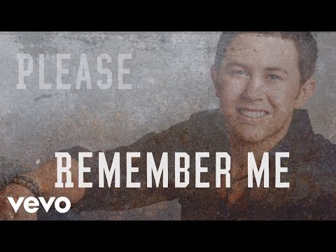 Please remember me by scotty mccreery on amazon music amazon. Com.