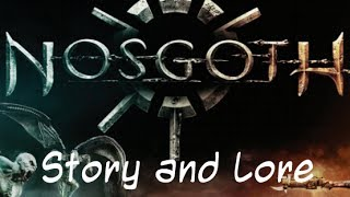 Nosgoth to The Legacy - Lore Introduction