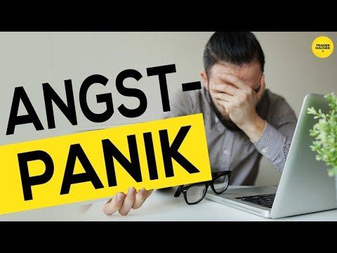 Angst & Panik an der Börse: So handelst Du richtig!