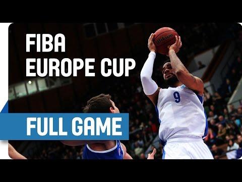 BC Enisey (RUS) v BC Cibona (CRO) - Full Game - Quarter Final - Game 3 - FIBA Europe Cup
