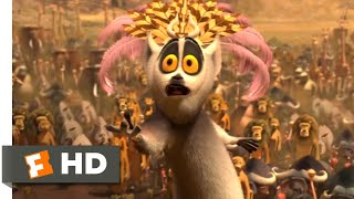 Madagascar: Escape 2 Africa (2008) - Before We Come to Our Senses Scene (7/10) | Movieclips