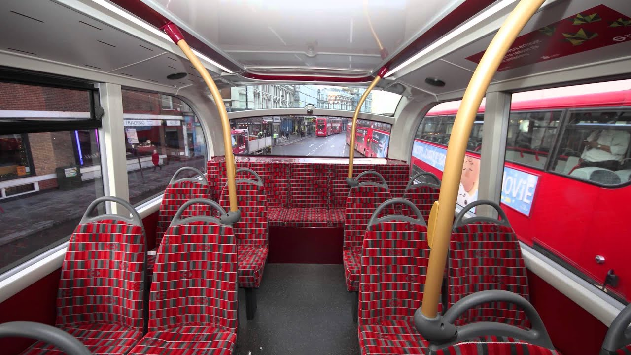 Arriva london introduces stylish new enviro friendly buses for Garage seat 78