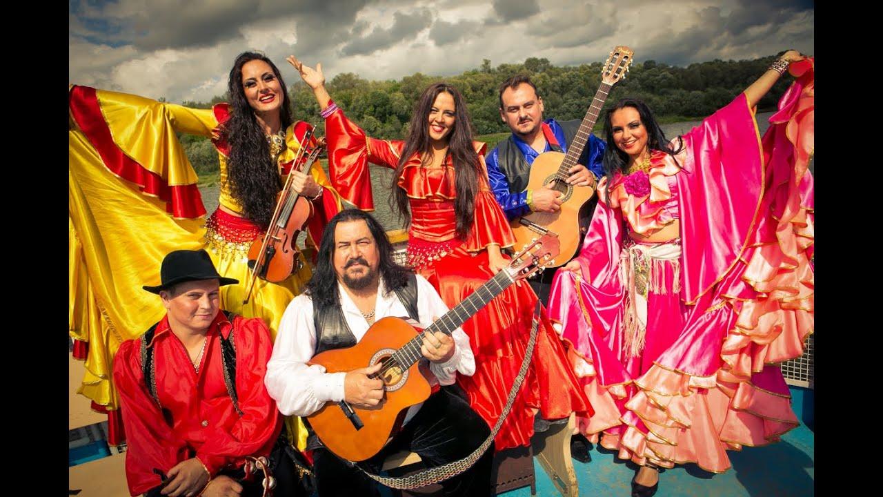 Цыгане поют видео на свадьбе
