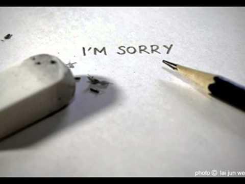 aku minta maaf