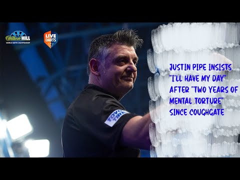"Justin Pipe insists ""I'll have my day"" after ""two years of mental torture"" since coughgate"