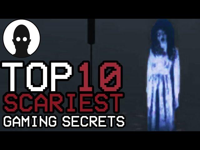 Top 10 Scariest Easter Eggs in Gaming