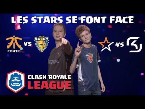 [FR] CRL Europe: Fnatic v. Team Queso | Allegiance v. SK Gaming!