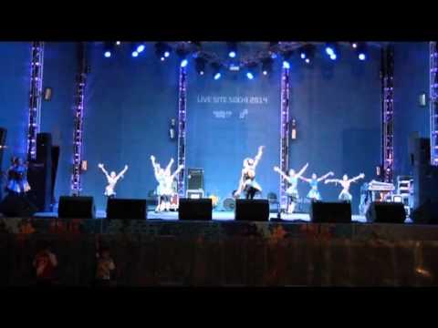 студия танца New Star город  Ангарск