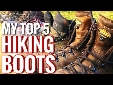 Top 5 Best Hiking Boots (and a hiking shoe) in 2020 Review