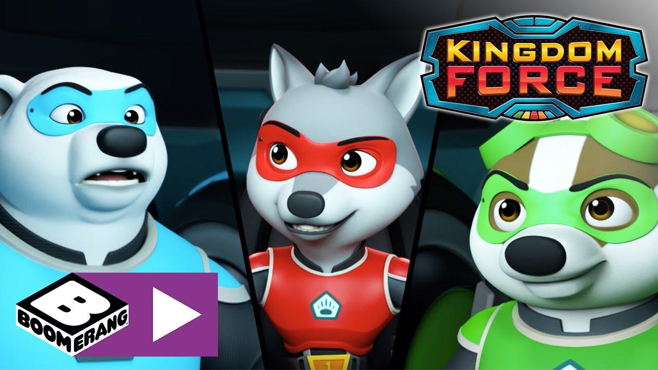 Kingdom Force | Die fünf Königreiche | Boomerang