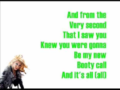 Kesha heart 39 s on fire ii hd new song 2010 doovi for 1234 get your booty on the dance floor lyrics