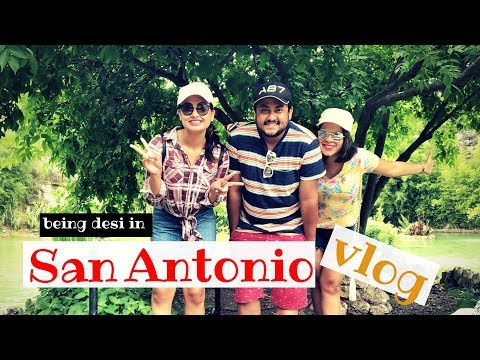 Being Desi in San Antonio / 1st USA Vlog / Captain Nick and Fam