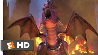 Shrek (2001) - Rescuing Princess Fiona Scene (5/10)  Movieclips