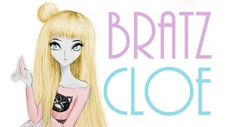 Drawing Cloe [ Bratz ]