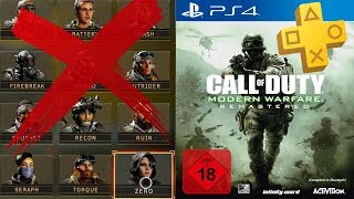 Black Ops 4 ohne Spezialisten und MWR Kostenlos für PS4