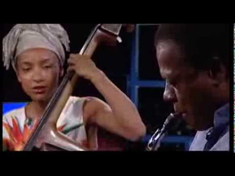 Wayne Shorter & Esperanza Spalding, Directed by Jonathan X
