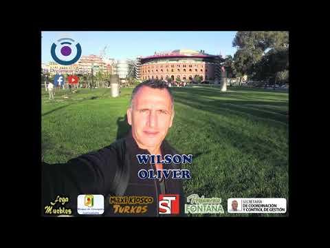Entrevista con Wilson Oliver para El Preliminar. Leader 106.5.