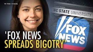 Prof: 'Block Fox News' On Family TV Sets | Rob Shimshock