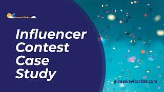 upViral case study - An influencer's impact?