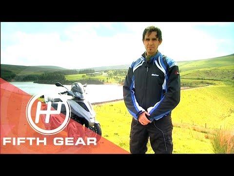 Fifth Gear: Piaggio MP3 Yourban