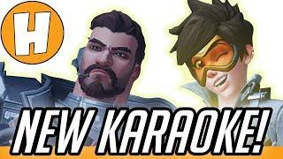 Overwatch - Reaper and Tracer Karaoke Voice Lines (Busan!) | Hammeh