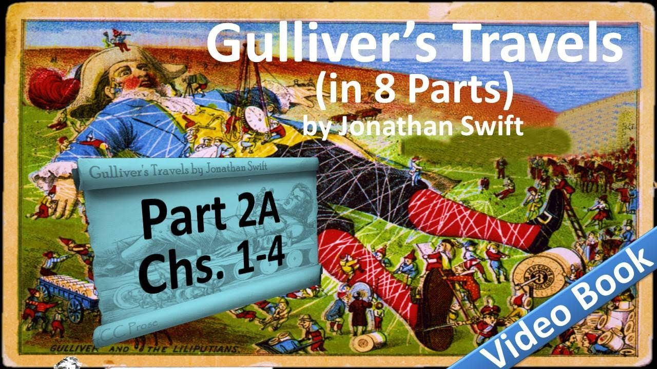 Gulliver S Travels Audiobook