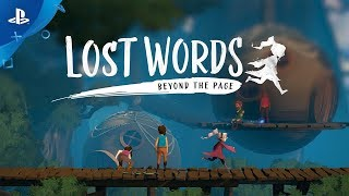 Lost Words | Gameplay Trailer | PS4