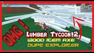 Omg!! Holz Tycoon 2 Full Land Holz Dupe ♦ full 'tem Dupe ♦ Full Axe Dupe ♦ neue Methode / / Roblox