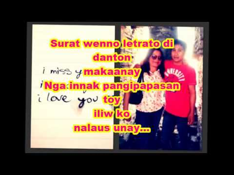 ILIW BY: MELO SANTIAGO WITH LYRICS