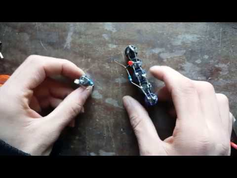 How to use Capacitors as Batteries that Charge super Fast