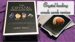 Oracle cards Review: Crystal Healing by Judy Hall