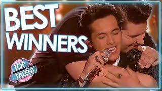 BEST WINNER Auditions And Performances On American Idol! | Top Talent