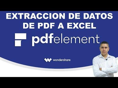 extraer-datos-de-pdf-a-excel-|-pdfelement