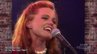 Belinda Carlisle - Do You Feel Like I Feel? (Countdown, Dutch TV 1992)