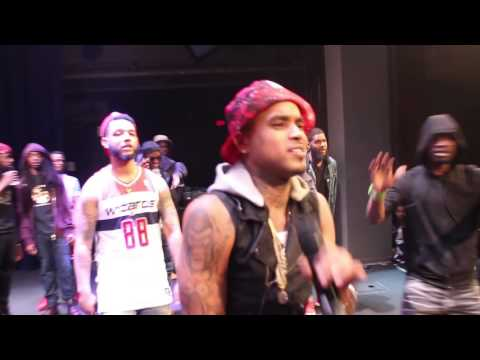 """Santiago - Performing Live """"Shooters"""" @ Howard Theater In DC #MDPTour"""