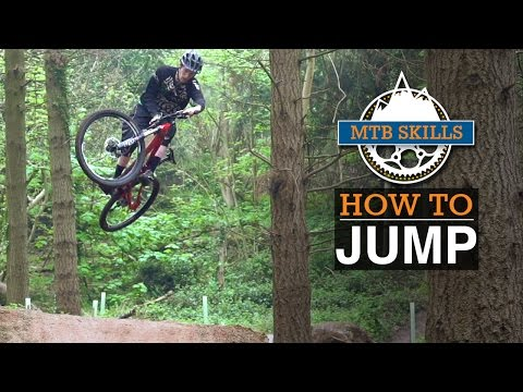 How To Jump - MTB Skills