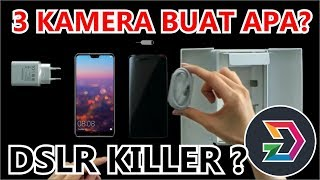 HUAWEI P20 PRO PREVIEW INDONESIA