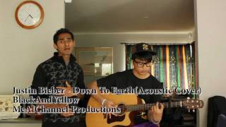 Justin Bieber - Down To Earth (Acoustic Cover)