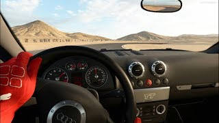Gran Turismo Sport VR - Audi TT Coupé 3.2 quattro '03 Gameplay