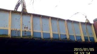 Manchester Memories - The Bridge At Dean Lane, Moston, Manchester