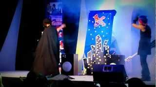 Performance Cosplay: Boxer & Socks (panty&stocking) Animex 2012