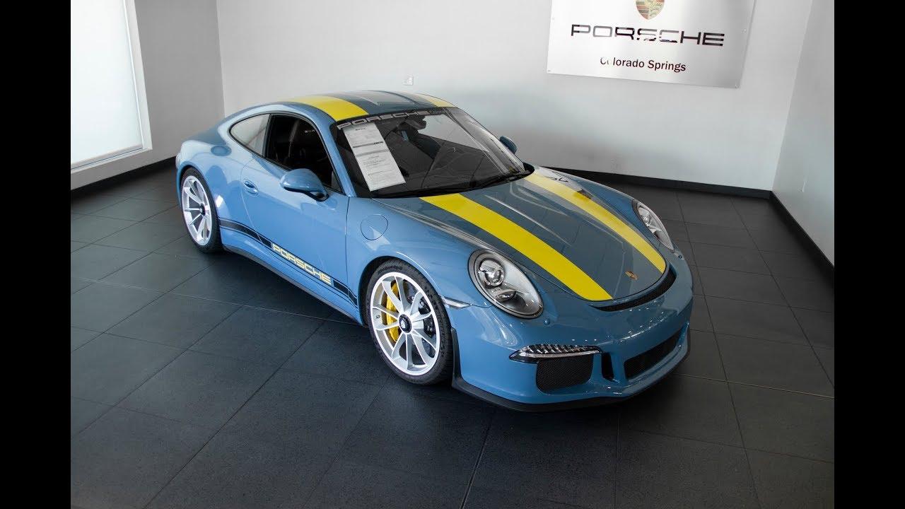 Colorado Springs Colorado Porsche Dealership | Porsche