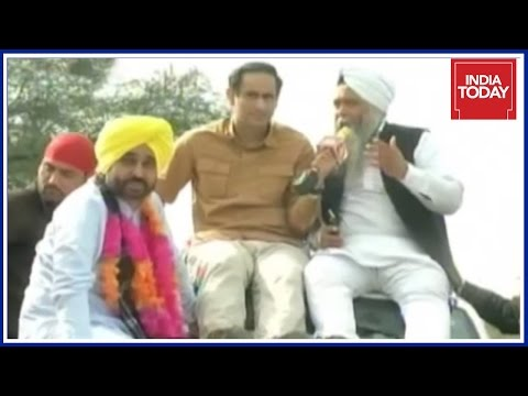 Newsroom : Exclusive Ground Report From Poll Bound Punjab By Rahul Kanwal
