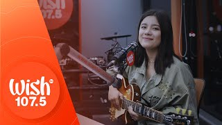 "Keiko Necesario performs ""True Love"" LIVE on Wish 107.5 Bus"