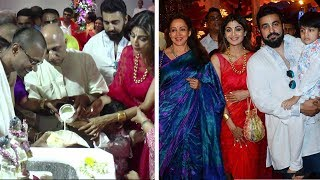 Bollywood Celebs Celebrating Krishna Janmashtami 2017 | Hema Malini, Shilpa Shetty