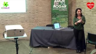Cristina Morales - Equilibrio, Amor y Armonía en tu espacio con Feng Shui -Ecosalut 22-11-14 AmateTV
