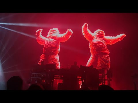 Free Download Chemical Brothers Live @ Bill Graham Civic Auditorium Mp3 dan Mp4