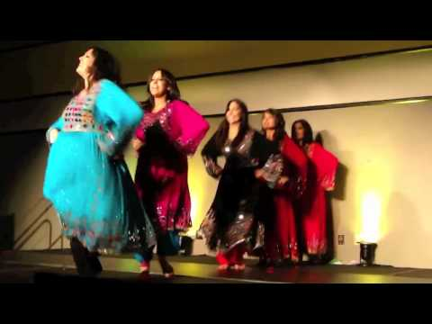 Afghan Girls perform on the beautiful and sizzling Persian and Pashto songs