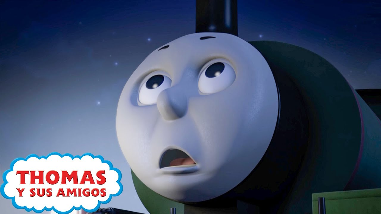 Thomas y Sus Amigos | Monstruos por todas partes | Canciones para niños